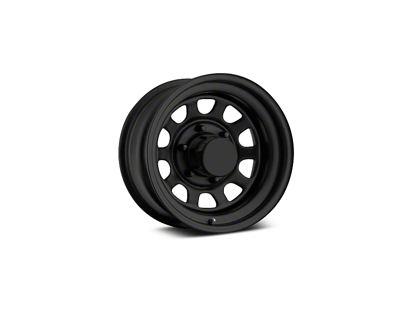 Pro Comp Series 52 Satin Black Wheels (07-18 Jeep Wrangler JK; 2018 Jeep Wrangler JL)