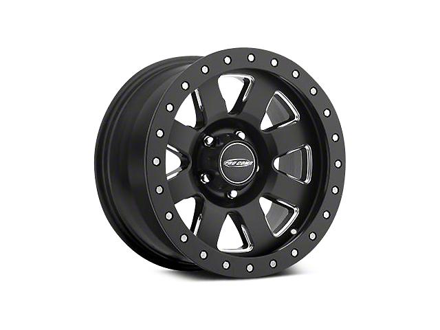Pro Comp Series 84 Satin Black Wheels (07-18 Wrangler JK)