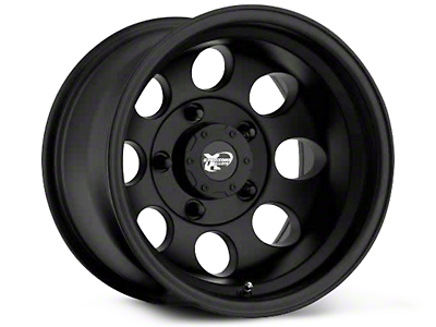 Pro Comp Alloy Series 7069 Flat Black Wheels (07-18 Wrangler JK; 2018 Wrangler JL)