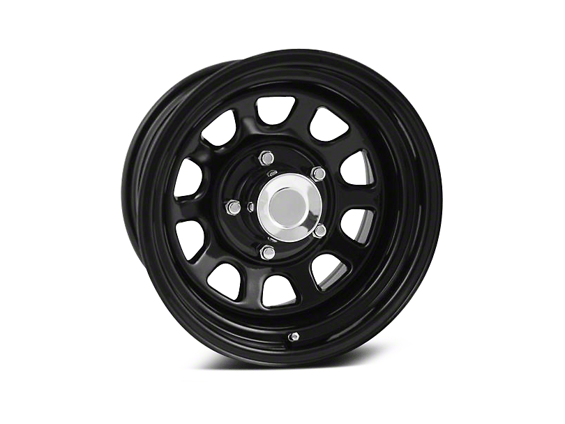 Pro Comp BP Series 52 Black Wheels (07-18 Wrangler JK)