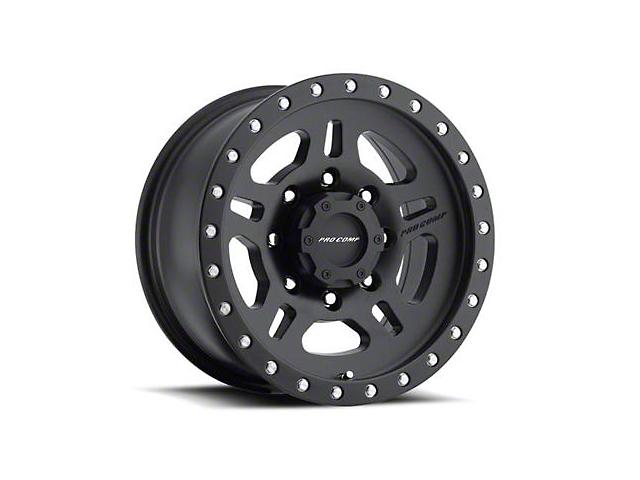 Pro Comp La Paz Series 29 Satin Black Wheels (07-18 Jeep Wrangler JK; 2018 Jeep Wrangler JL)