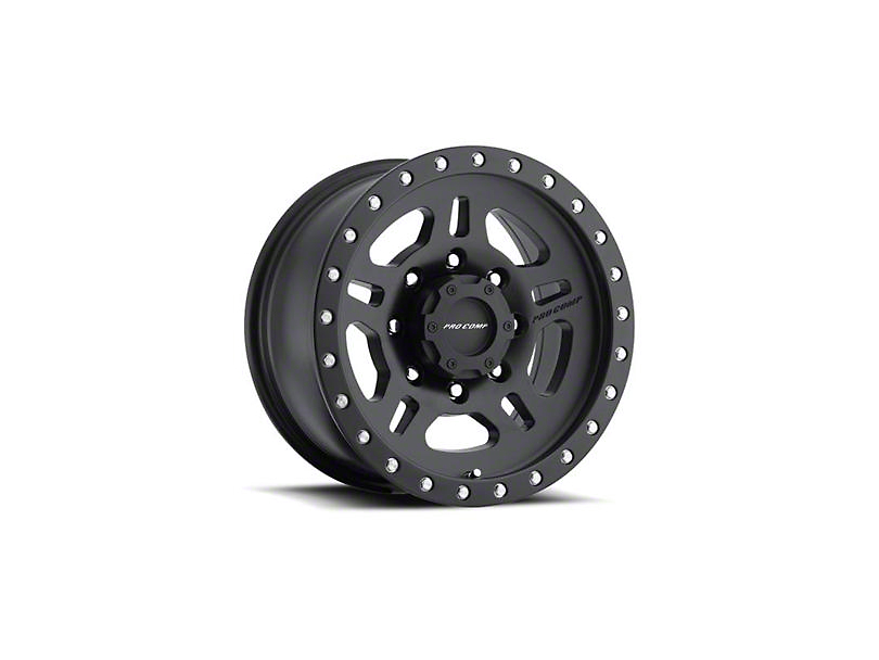 Pro Comp La Paz Series 5029 Black Wheels (07-18 Wrangler JK)
