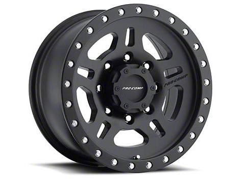 Pro Comp La Paz Series 5029 Black Wheels (07-18 Jeep Wrangler JK; 2018 Jeep Wrangler JL)