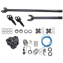 Alloy USA Grande Front Axle Kit w ARB Locker (97-06 Jeep Wrangler TJ)