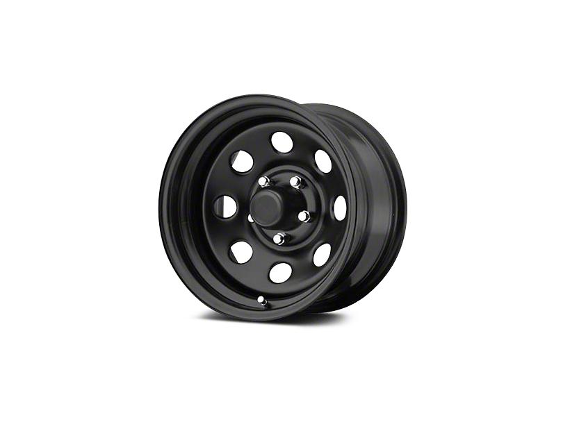 Pro Comp Series 97 Satin Black Wheels (07-18 Wrangler JK; 2018 Wrangler JL)