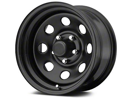 Pro Comp Steel Series 97 Flat Black Wheels (07-18 Wrangler JK; 2018 Wrangler JL)