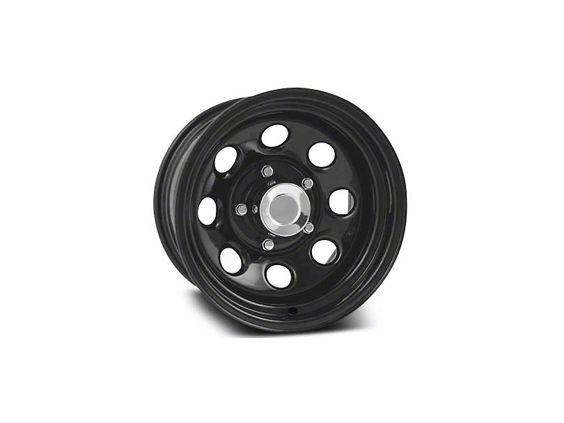 Pro Comp Series 98 Black Wheels (07-18 Wrangler JK)
