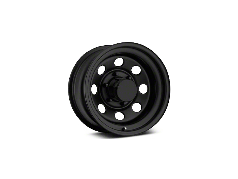 Pro Comp Series 98 Satin Black Wheels (07-18 Wrangler JK; 2018 Wrangler JL)