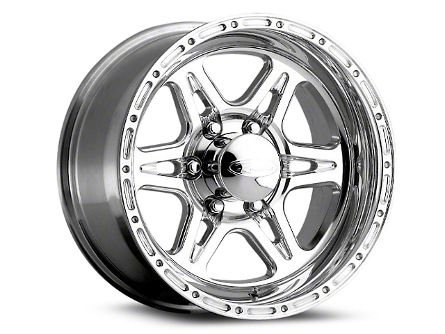 Pro Comp Raceline 886 Renegade Chrome Wheels (07-18 Wrangler JK)