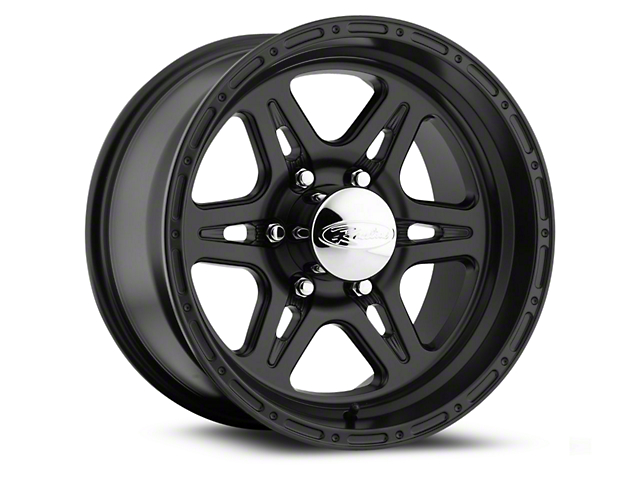 Pro Comp Raceline 891 Renegade Black Wheels (07-18 Wrangler JK)