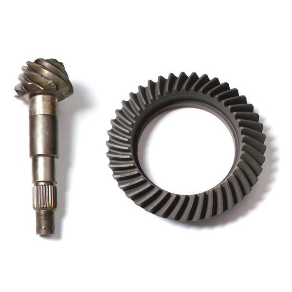 Alloy USA Dana 35 Rear Axle Ring Gear and Pinion Kit - 4.88 Gears (87-06 Jeep Wrangler YJ & TJ)