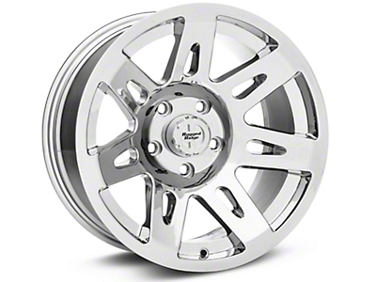 Rugged Ridge XHD Aluminum Silver Wheels (07-18 Wrangler JK; 2018 Wrangler JL)