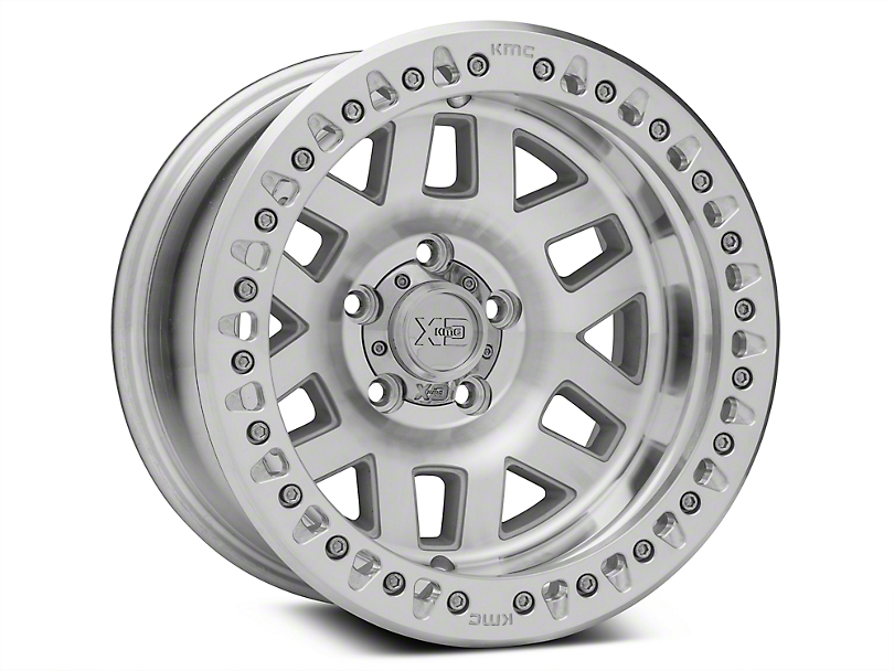 XD Machete Crawl Machined Wheels (07-18 Wrangler JK)