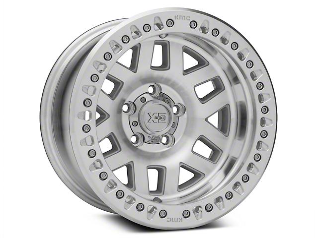 XD Machete Crawl Machined Wheels (07-18 Wrangler JK; 2018 Wrangler JL)