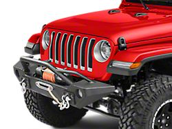 Barricade Alloy Series Aluminum Front Bumper (18-20 Jeep Wrangler JL)