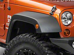 Rear Right Fender Flares (07-18 Jeep Wrangler JK)