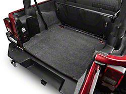BedRug Cargo Floor Mat (11-18 Jeep Wrangler JK 2 Door)