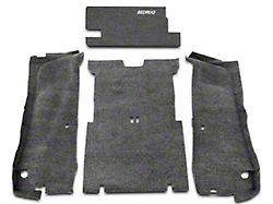 BedRug Cargo Floor Mat (04-06 Jeep Wrangler TJ Unlimited)