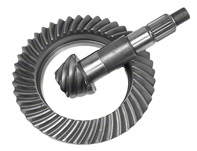 Alloy USA Dana 44 Front Ring Gear and Pinion Kit - 5.38 Gears (07-18 Wrangler JK)