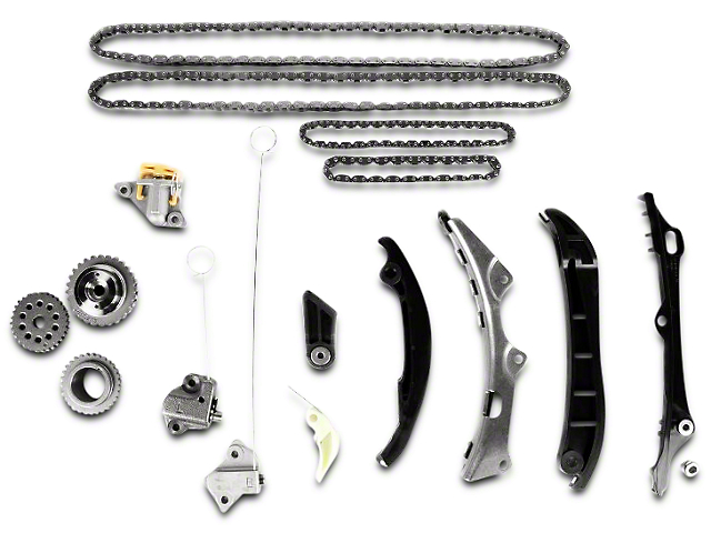 Omix-ADA Timing Chain Set w/ Sprockets (12-15 Wrangler JK)
