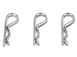 Omix-ADA Back Seat Lock Clip (87-94 Wrangler YJ)
