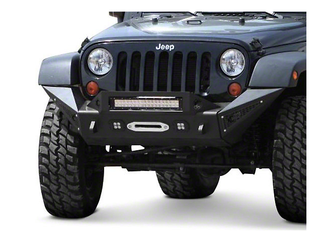 Addictive Desert Designs Stealth Fighter Large Side Pods (07-18 Wrangler JK)