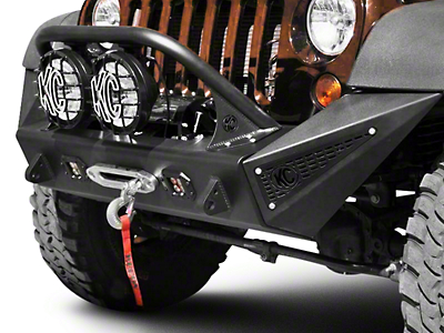Addictive Desert Designs Stealth Fighter Top Hoop for use with 8 in. Lights (07-18 Jeep Wrangler JK)