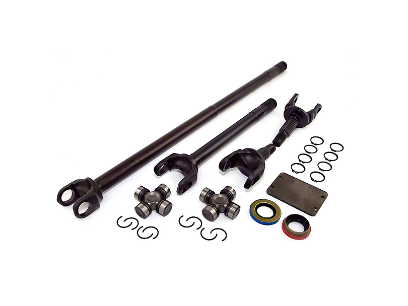 Alloy USA 30 Spline Dana 30 Axleshafts (87-95 Jeep Wrangler YJ)