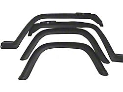 Factory Style Replacement Fender Flare - Front (87-95 Jeep Wrangler YJ)
