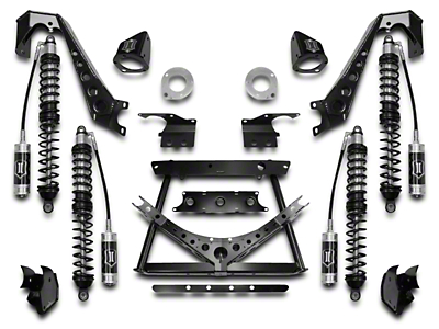 ICON Vehicle Dynamics 1.75-3 in. Coil-Over Conversion Suspension System - Stage 1 (07-18 Wrangler JK)