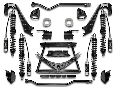 ICON Vehicle Dynamics 1.75-3 in. Coil-Over Conversion Suspension System - Stage 2 (07-18 Wrangler JK)