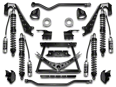 ICON Vehicle Dynamics 1.75-3 in. Coil-Over Conversion Suspension System - Stage 3 (07-18 Wrangler JK)