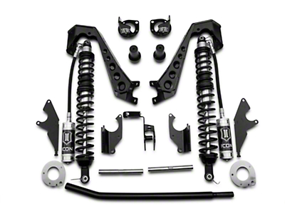 ICON Vehicle Dynamics 4.5-6 in. Front Coil-Over Conversion Suspension System - Stage 2 (07-18 Wrangler JK)