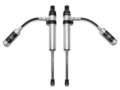 ICON Vehicle Dynamics V.S. 2.5 Series Front Remote Reservoir Shocks for 3 in. Lift (07-18 Wrangler JK)
