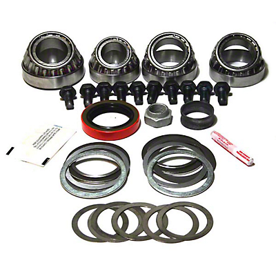 Alloy USA Dana 35 Ring and Pinion Overhaul and Master Installation Kit (87-06 Wrangler YJ & TJ)