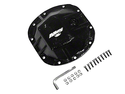 Alloy USA HD Dana 30 Differential Cover - 3/8 in. Cast Steel (87-18 Wrangler YJ, TJ & JK)