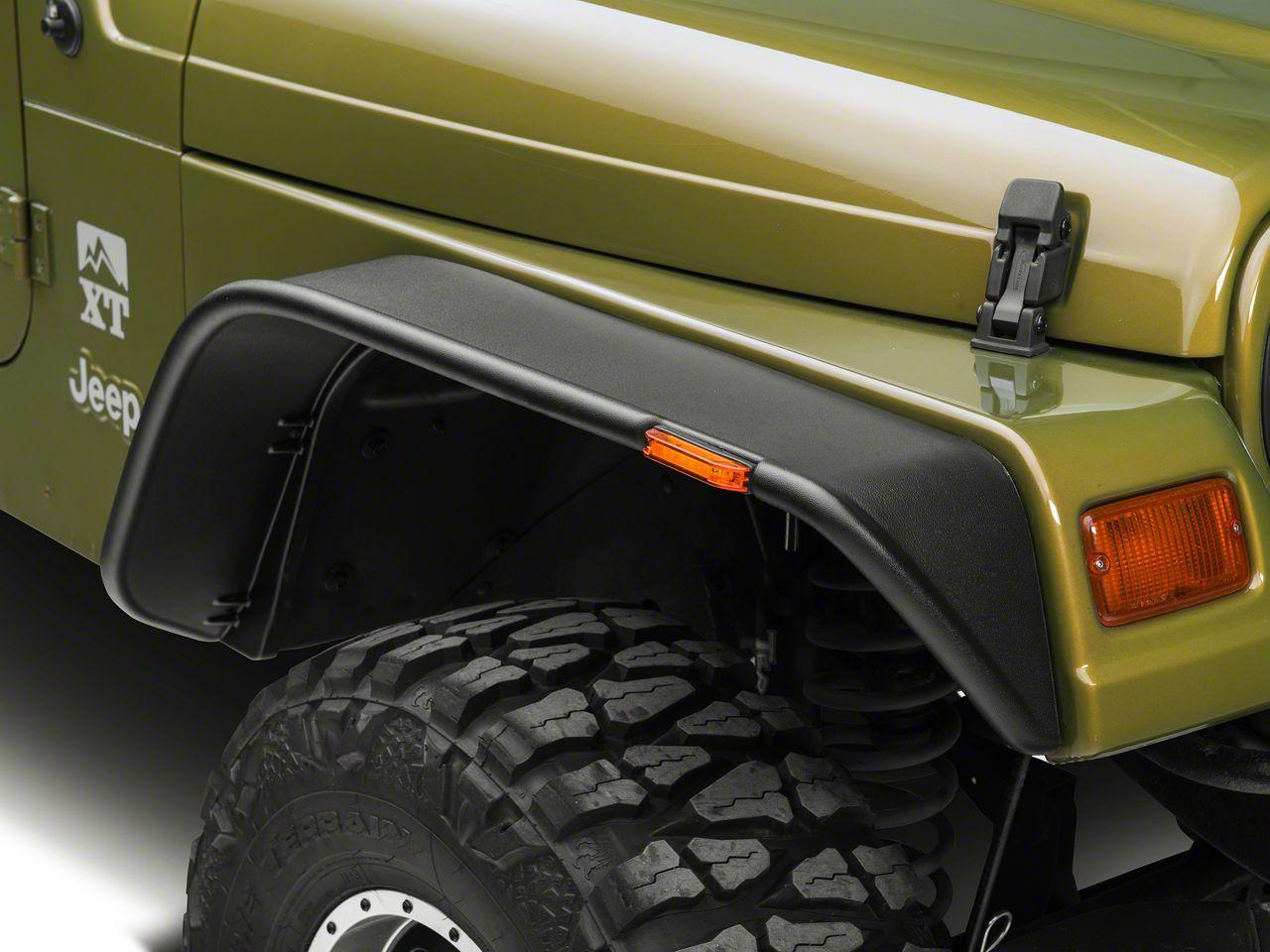 How to Install Bushwacker Flat Style Fender Flares (97-06