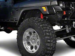 Factory Style Replacement Fender Flares - Front Passenger Side (97-06 Jeep Wrangler TJ)