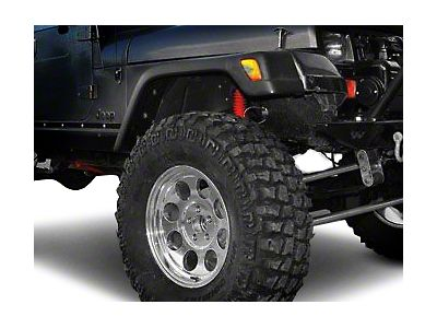 Jeep Wrangler Factory Style Replacement Fender Flares (97-06