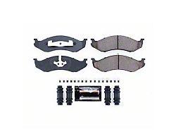 Power Stop Z23 Evolution Sport Ceramic Brake Pads; Front Pair (90-06 Jeep Wrangler YJ & TJ)