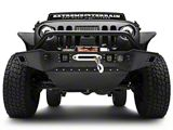 Deegan 38 HD Skid Plate for Deegan 38 Front Bumper (07-18 Jeep Wrangler JK)