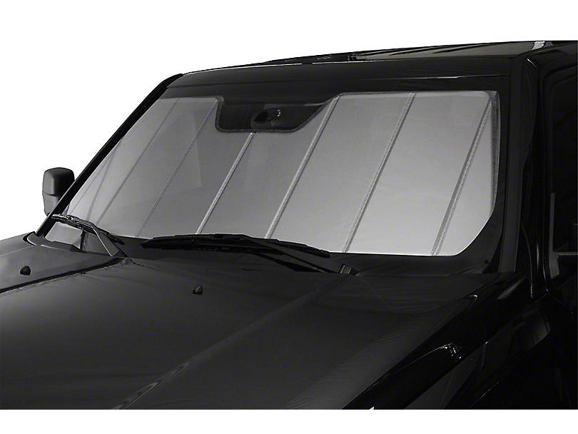 Covercraft UVS100 Custom Sunscreen - Silver (87-95 Jeep Wrangler YJ)