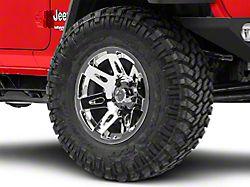 Rugged Ridge XHD Aluminum Chrome Wheel; 17x9 (18-20 Jeep Wrangler JL)