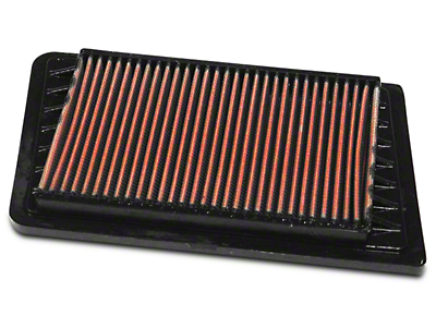 K&N Drop-In Replacement Air Filter (03-06 2.4L Wrangler TJ)