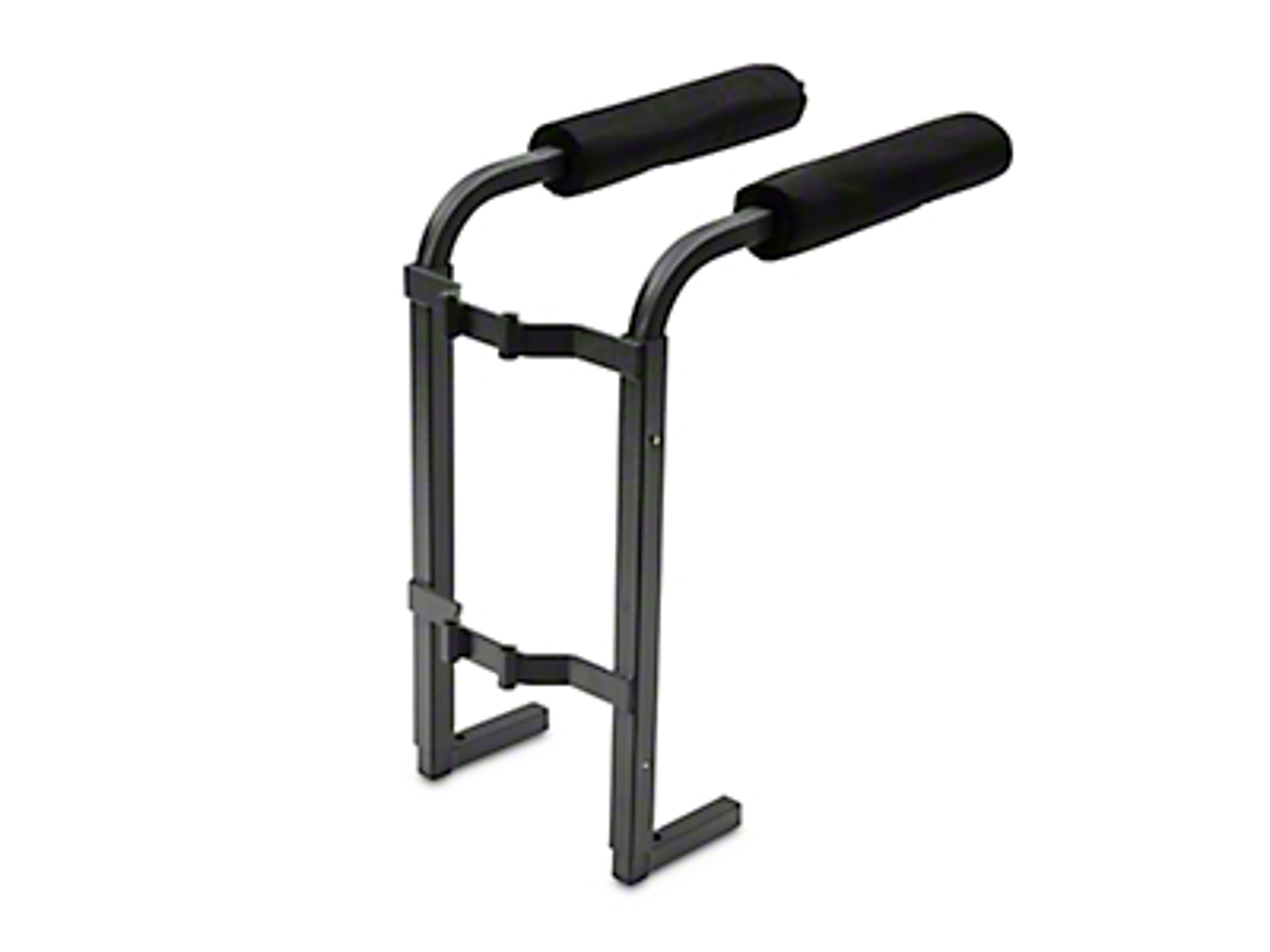 Lange Hoist-A-Cart Door Hanger & Freedom Top Storage Accessory (87-18 Wrangler YJ, TJ & JK)