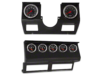Auto Meter Complete Instrument Kit (87-95 Jeep Wrangler YJ)