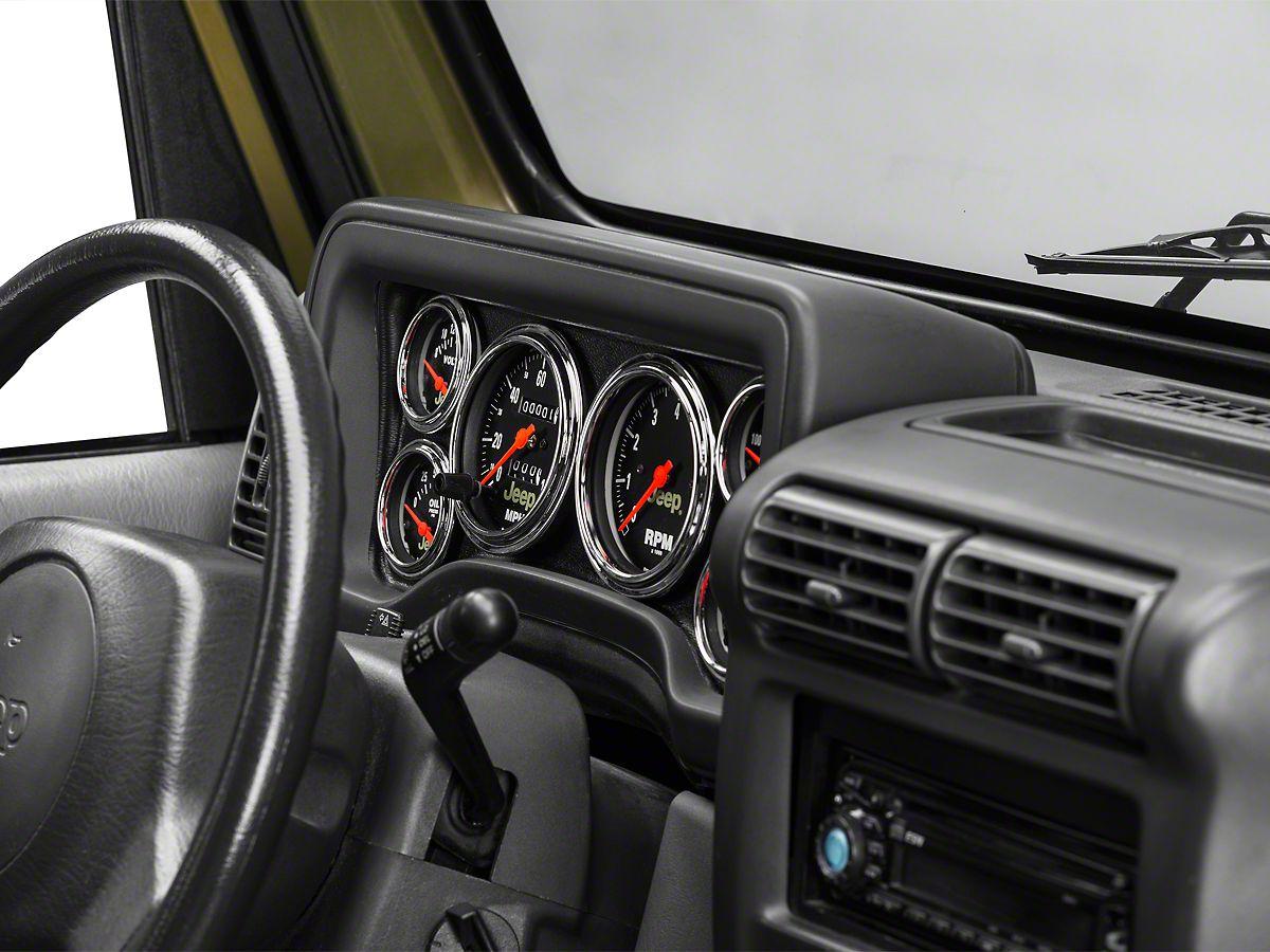 5381 Auto Meter Direct Fit Gauge Panel