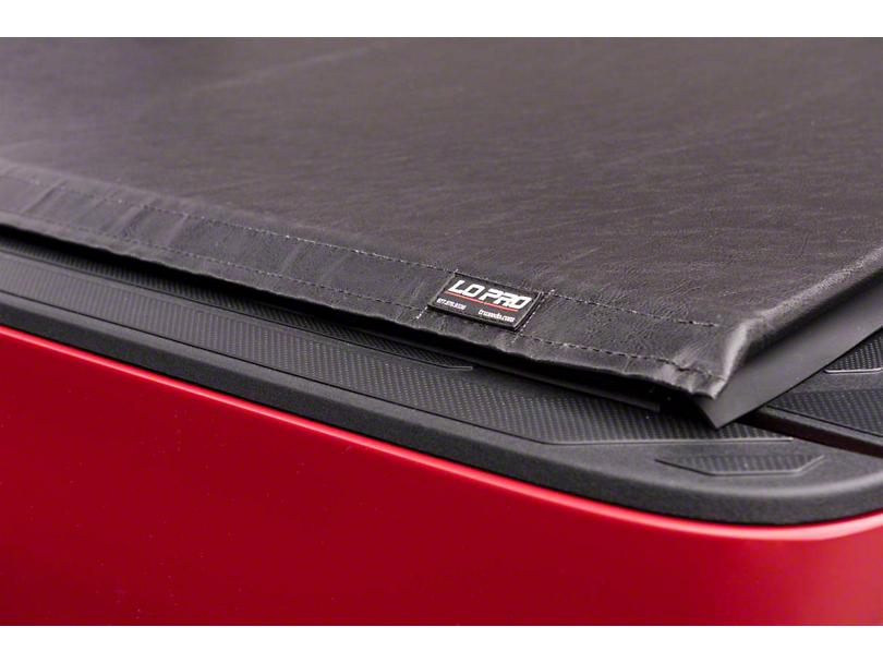 Truxedo Lo Pro Soft Roll-Up Tonneau Cover (04-06 Jeep Wrangler TJ w/ Rubitrux Half Cab)