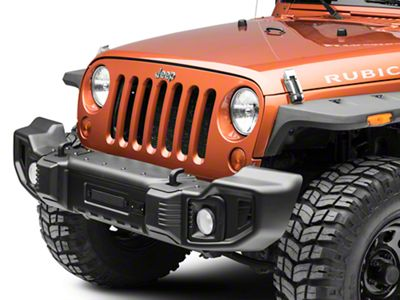 Rugged Ridge Spartacus Front & Rear Bumpers (07-18 Jeep Wrangler JK)
