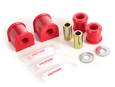 Rugged Ridge Rear Sway Bar & End Link Bushing Kit (07-18 Jeep Wrangler JK)